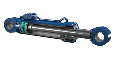 Construction Grade Hydraulic Cylinder - Texas Hydraulics, Inc.